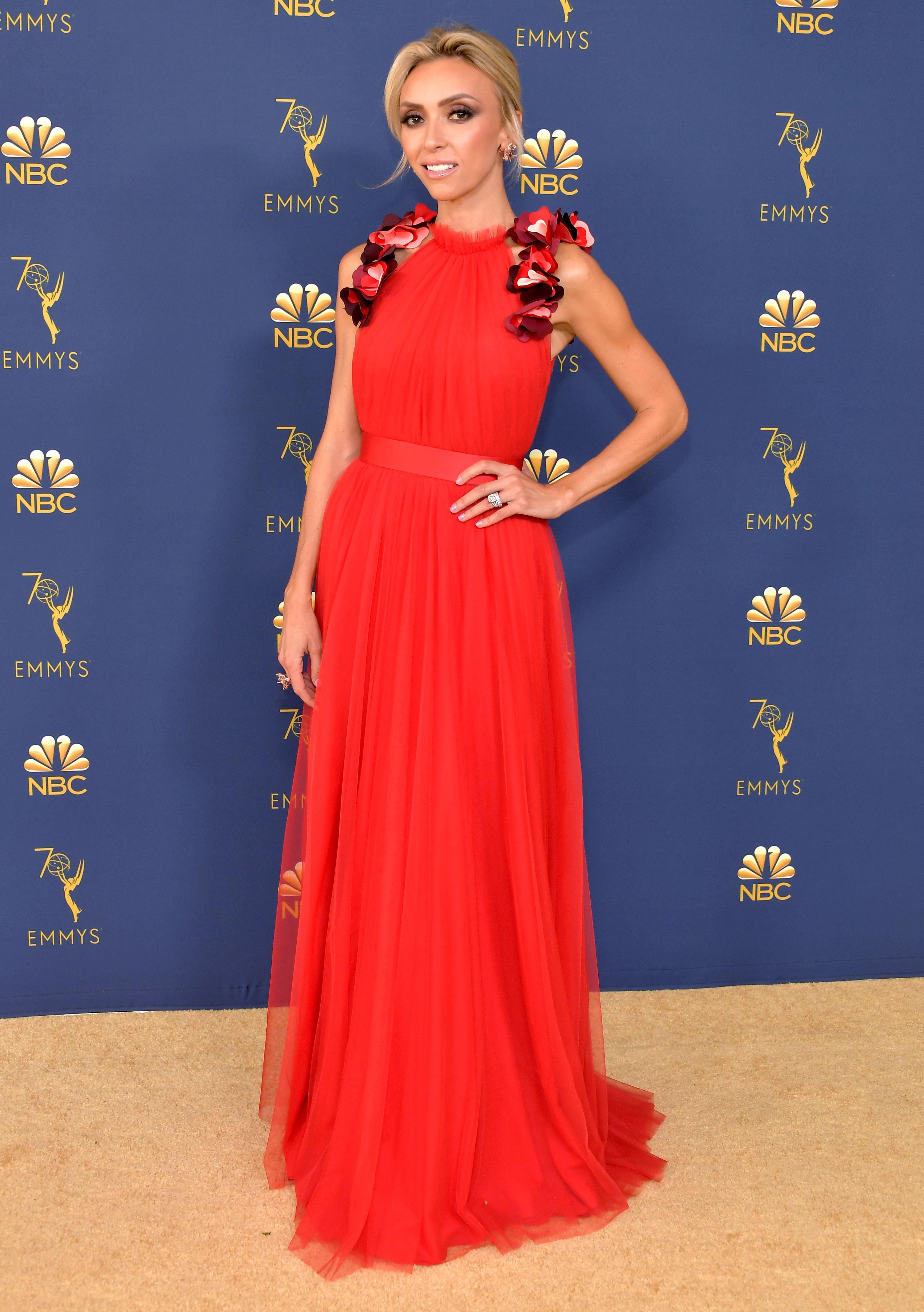 61d8061fae Emmys 2018 Red Carpet Fashion  See Celeb Dresses