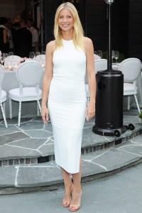 Gwyneth Paltrow, Brad Falchuk, Wedding Guests