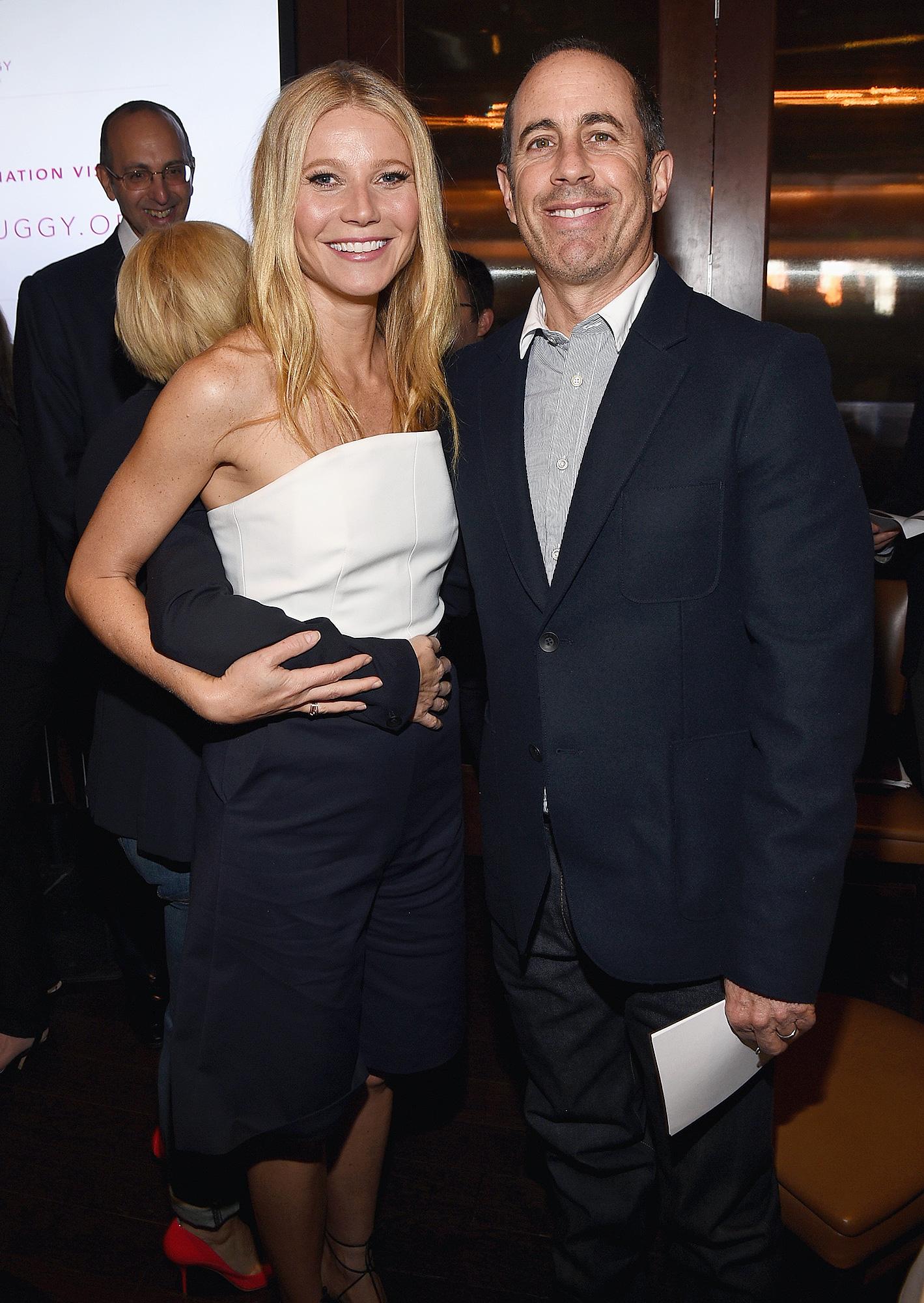 Gwyneth Paltrow, Brad Falchuk Have Rehearsal Dinner Hosted ...