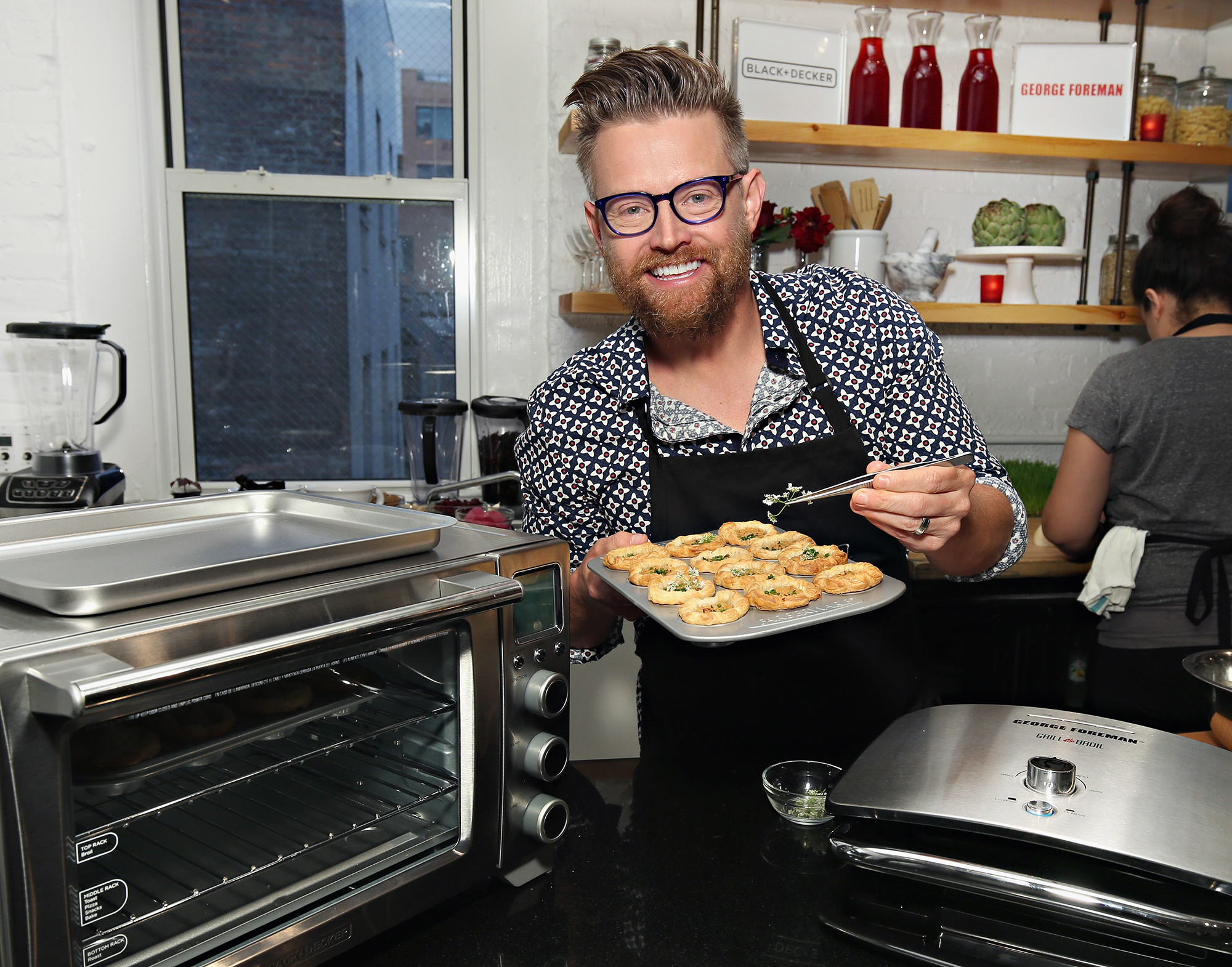 Hottest Male Chefs: Curtis Stone, Antoni Porowski and More - Known for his take on classic American cuisine, Blais was the runner-up on the fourth season of Bravo's Top Chef and returned several seasons later to win Top Chef: All-Stars . Today he runs Juniper & Ivy – an American restaurant in San Diego – and shared a recipe for rose doughnuts with Us .