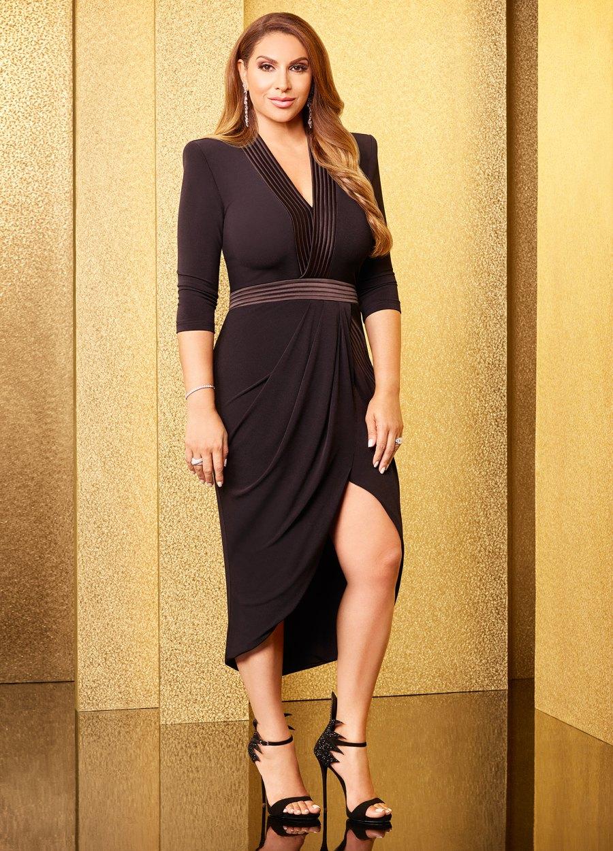 Real Housewives of New Jersey Season 9 Cast Jennifer Aydin