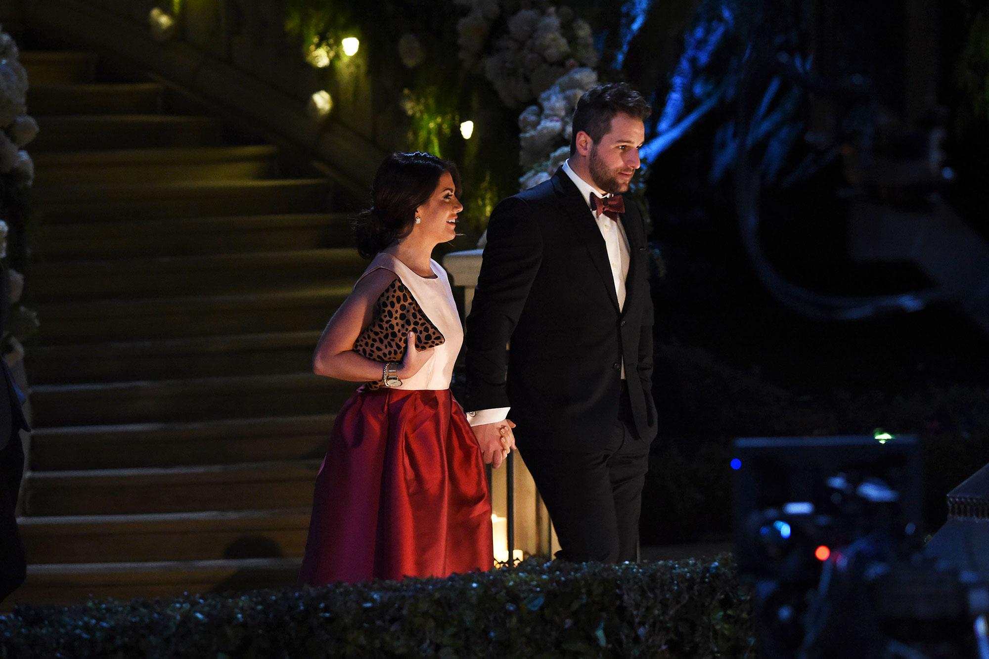 Jillian Harris and Justin Pasutto - Jillian Harris and Justin Pasutto (Photo by Matt Petit/ABC via Getty Images)