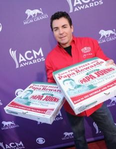 Papa John's Pizza founder, John Schnatter