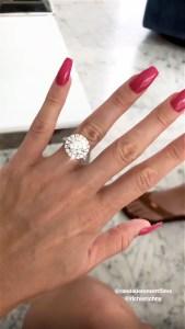 Lala Kent S 6 Carat Engagement Ring Jeweler Shares Details