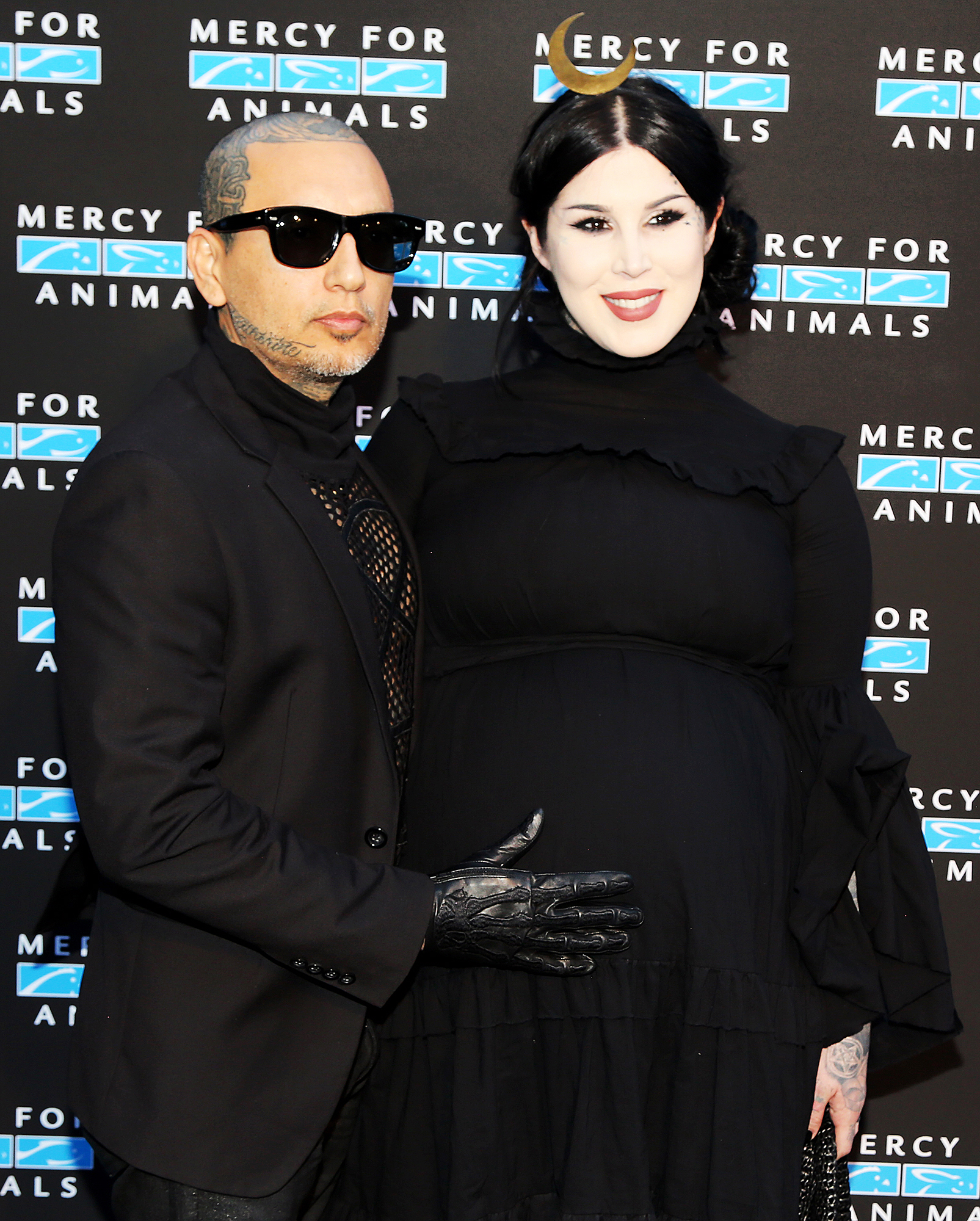 Leafar Seyer Kat Von D Birth Plan