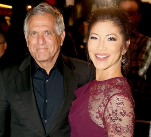 Leslie-Moonves-and-Julie-Chen