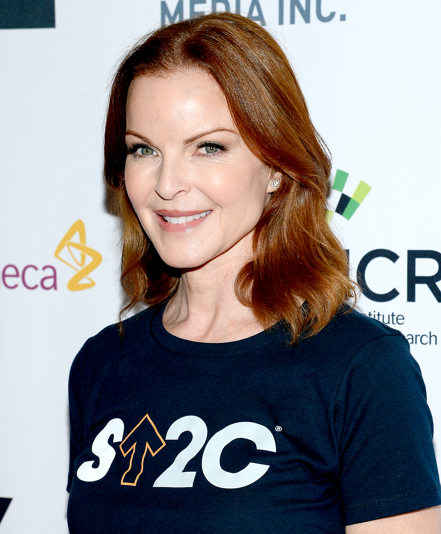 Marcia Cross Reveal Shes Healthy After Battle With Anal Cancer