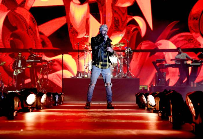 Maroon 5 Has 'Pretty Much Accepted' Super Bowl LIII Halftime Show Gig