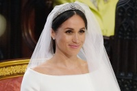 Meghan Markle, Royal Wedding, First Date