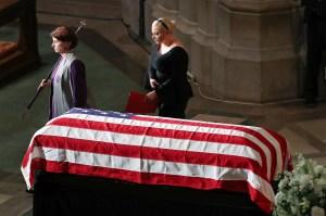 Meghan McCain, Speech, US Senator John McCain, Memorial, Funeral