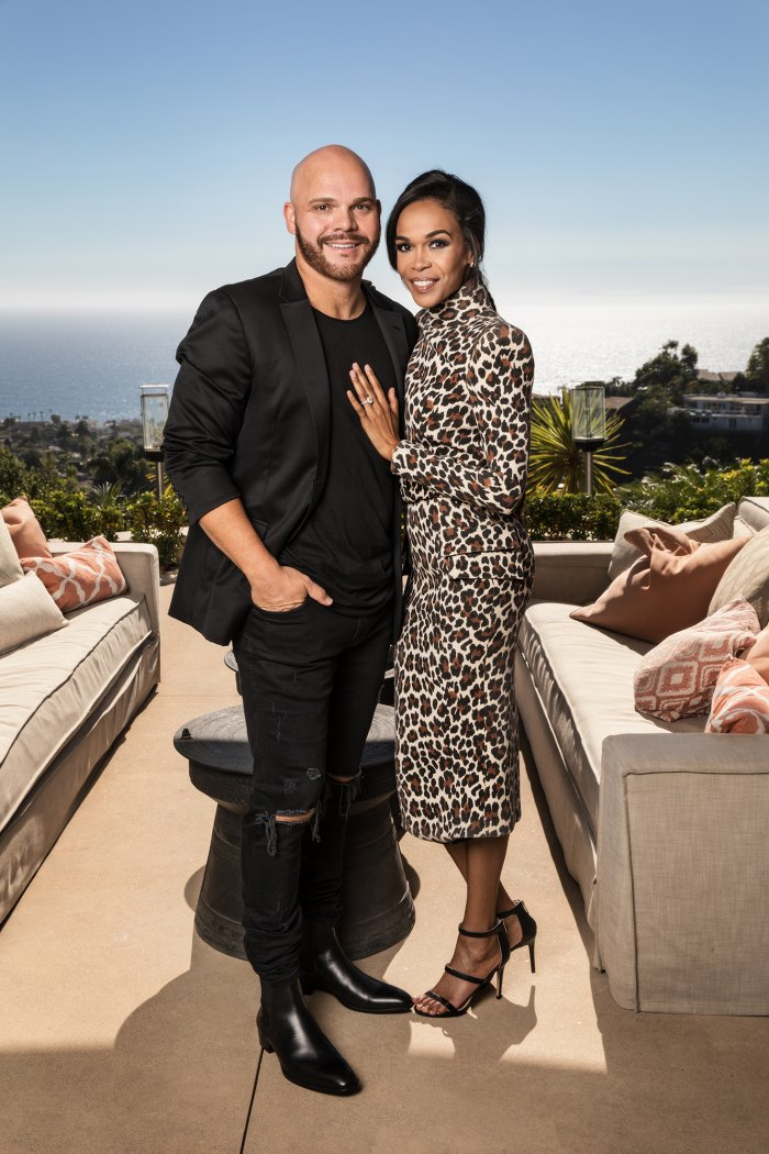Michelle Williams and Chad Johnson Are Waiting Until Their Wedding to 'Consummate the Relationship'