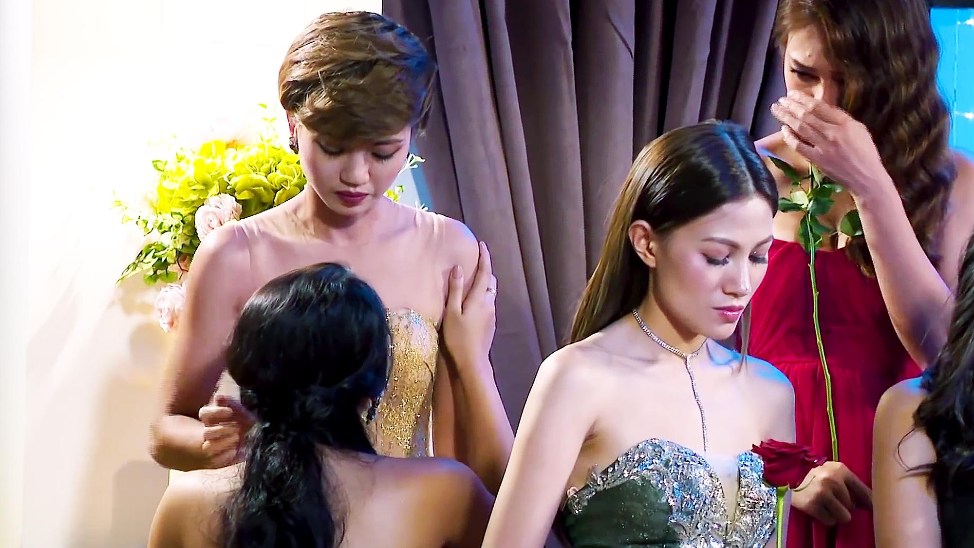 Minh Thu Truc Nhu The Bachelor Vietnam