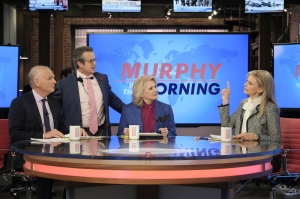 'Murphy Brown' Leans In to Life Imitating Art, Honors the Late Robert Pastorelli