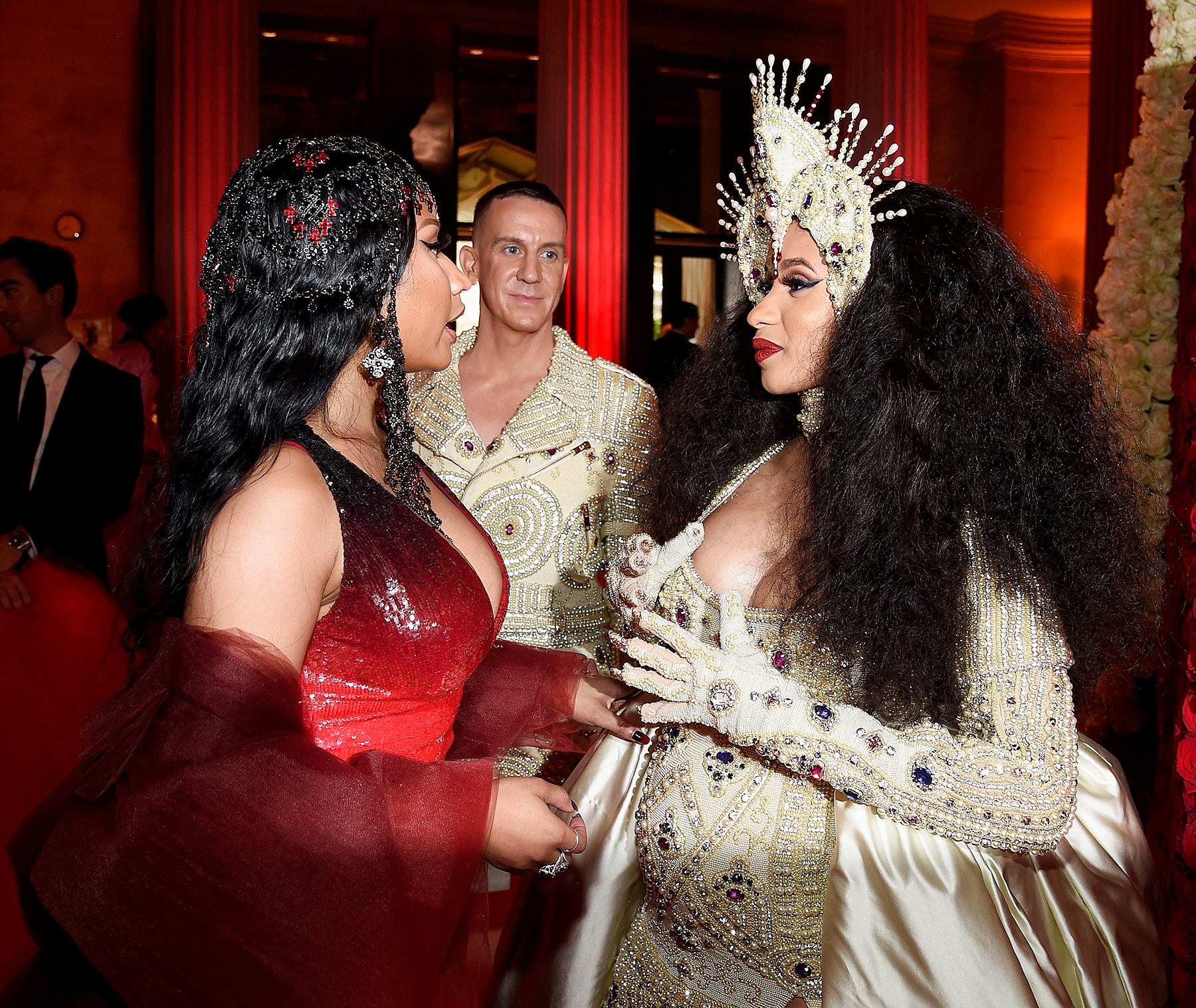 b79c21dee1a7 Everything We Know About Nicki Minaj and Cardi B's Long-Running Feud