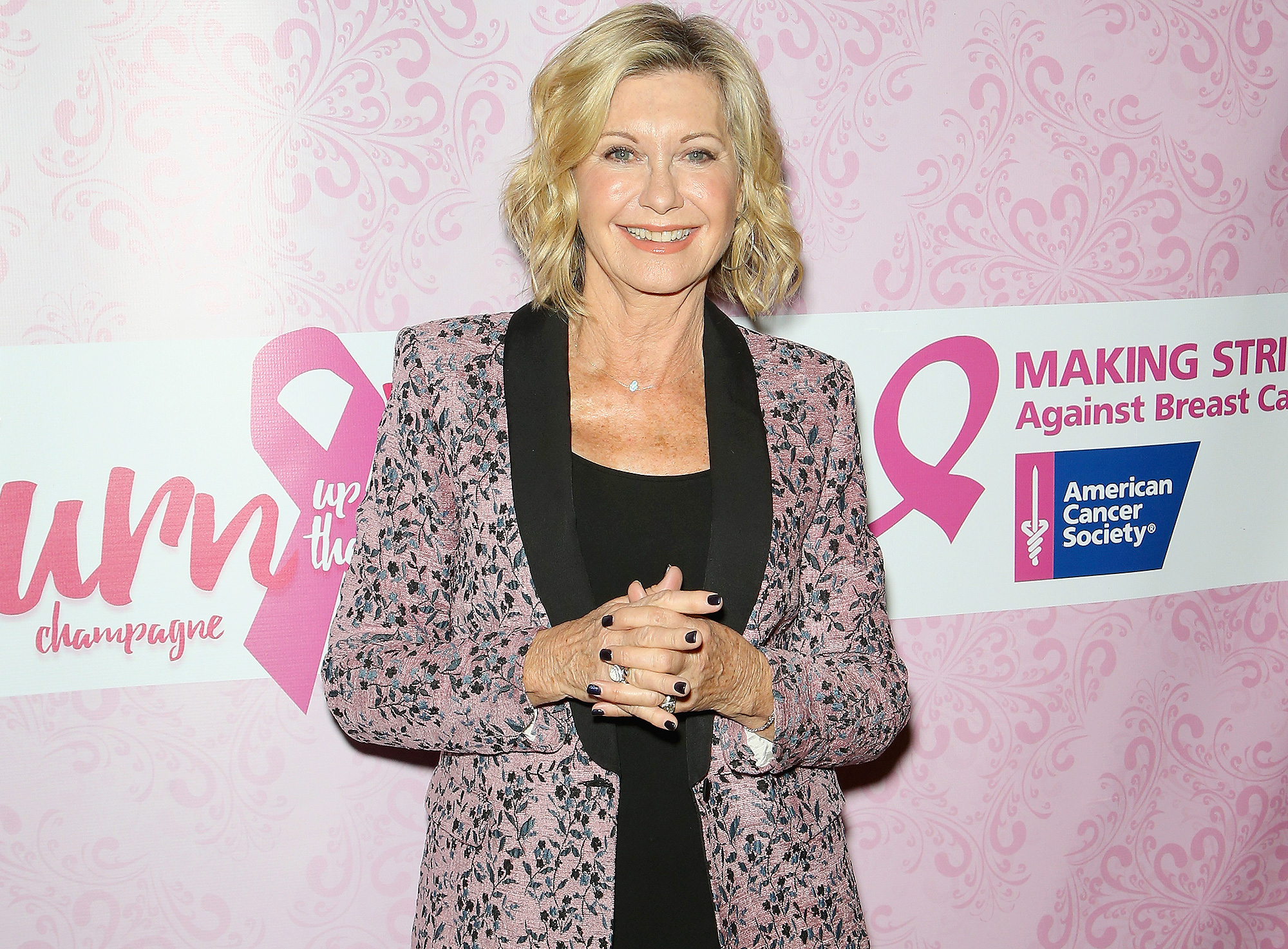 Olivia Newton-John, Breast Cancer, Update