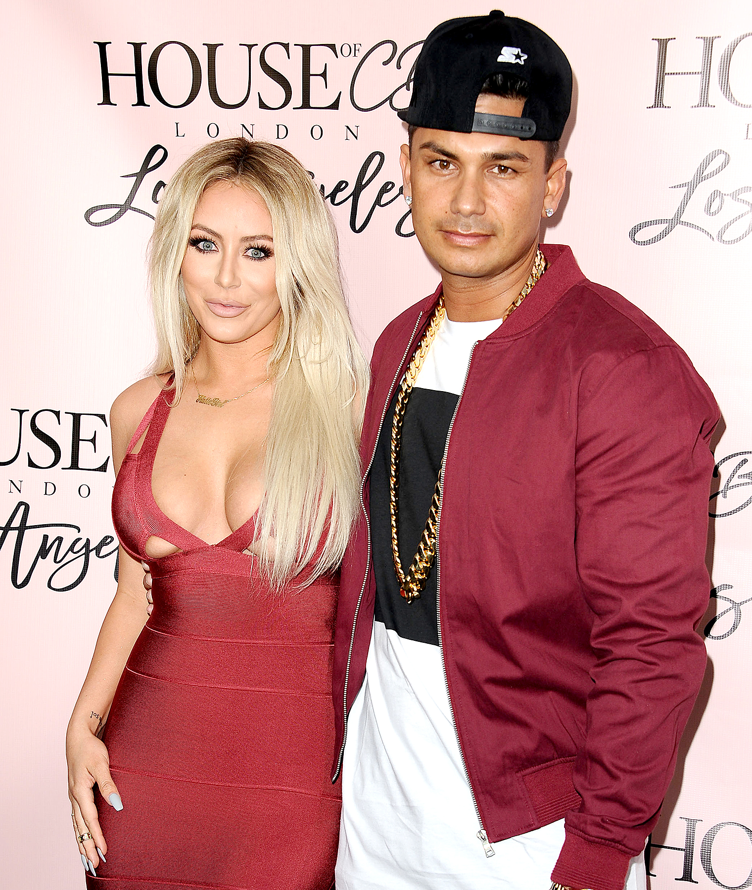 pauly d dating history