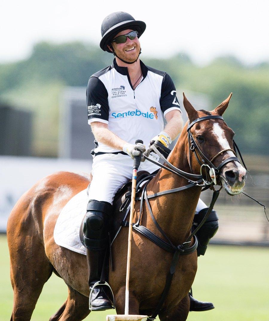 Prince Harry, Hottest Moments, Sentebale Polo