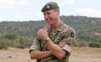 Prince William, Irish Soldiers