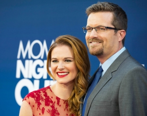Sarah Drew Reveals the Adorable Way She Met Her Husband