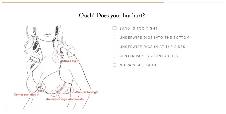 true&co bra fit quiz