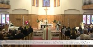 Shanann Watts, Bella, Celeste, Nico, Funeral