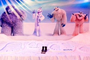Inside the 'Smallfoot' Yeti Village Pop-Up in L.A.