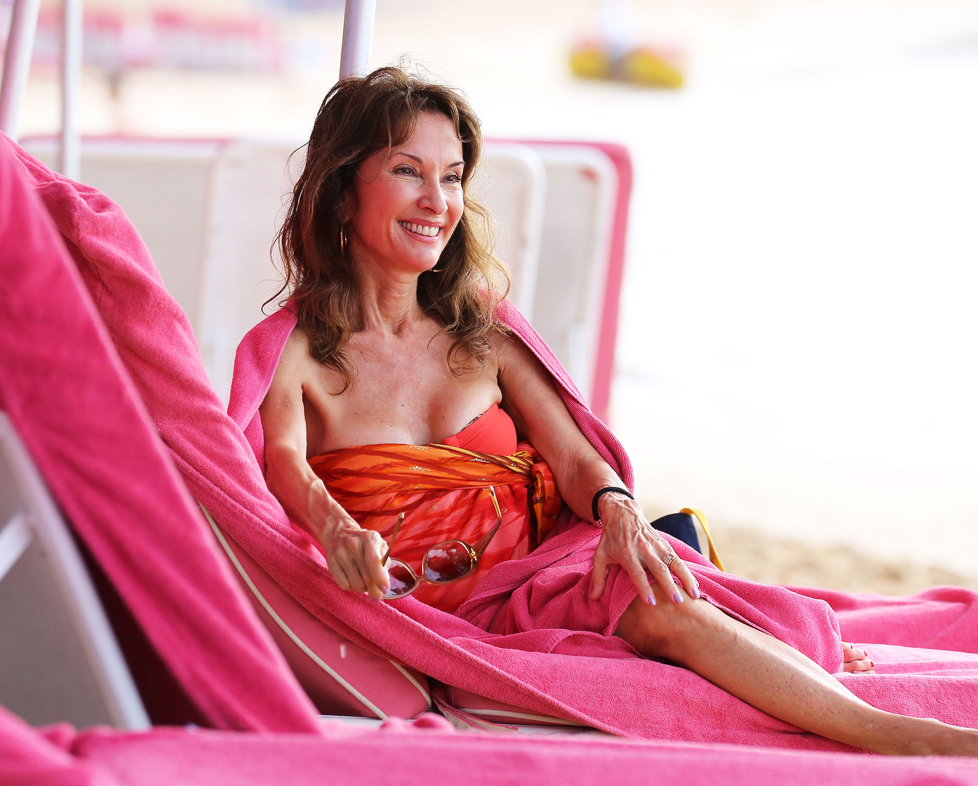 Susan Lucci Defies Age With Stunning Beach Body Pics