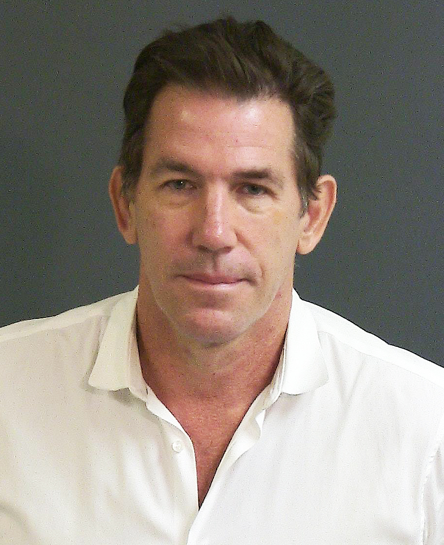 Thomas Ravenel Mugshot Arrest Former Nanny Incident