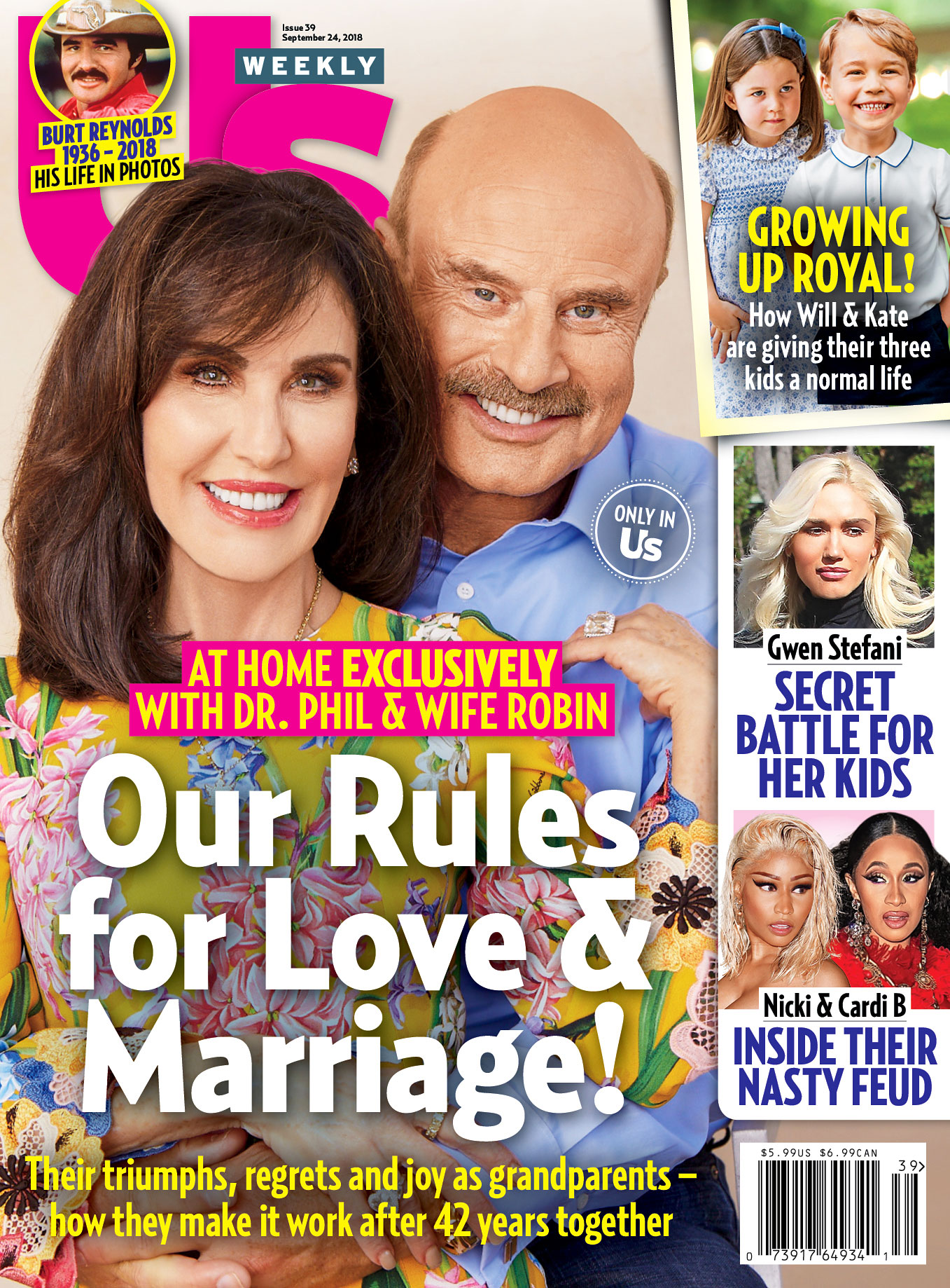 Dr  Phil: My Rules for a Happy Marriage - Big World News
