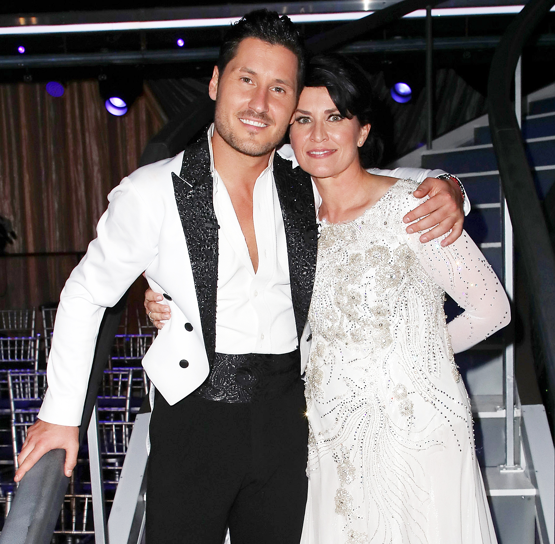 Val Chmerkovskiy Nancy McKeon Dancing with the Stars Season 27