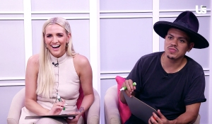 Watch Ashlee Simpson and Evan Ross Play the Not-So-Newly Married Game