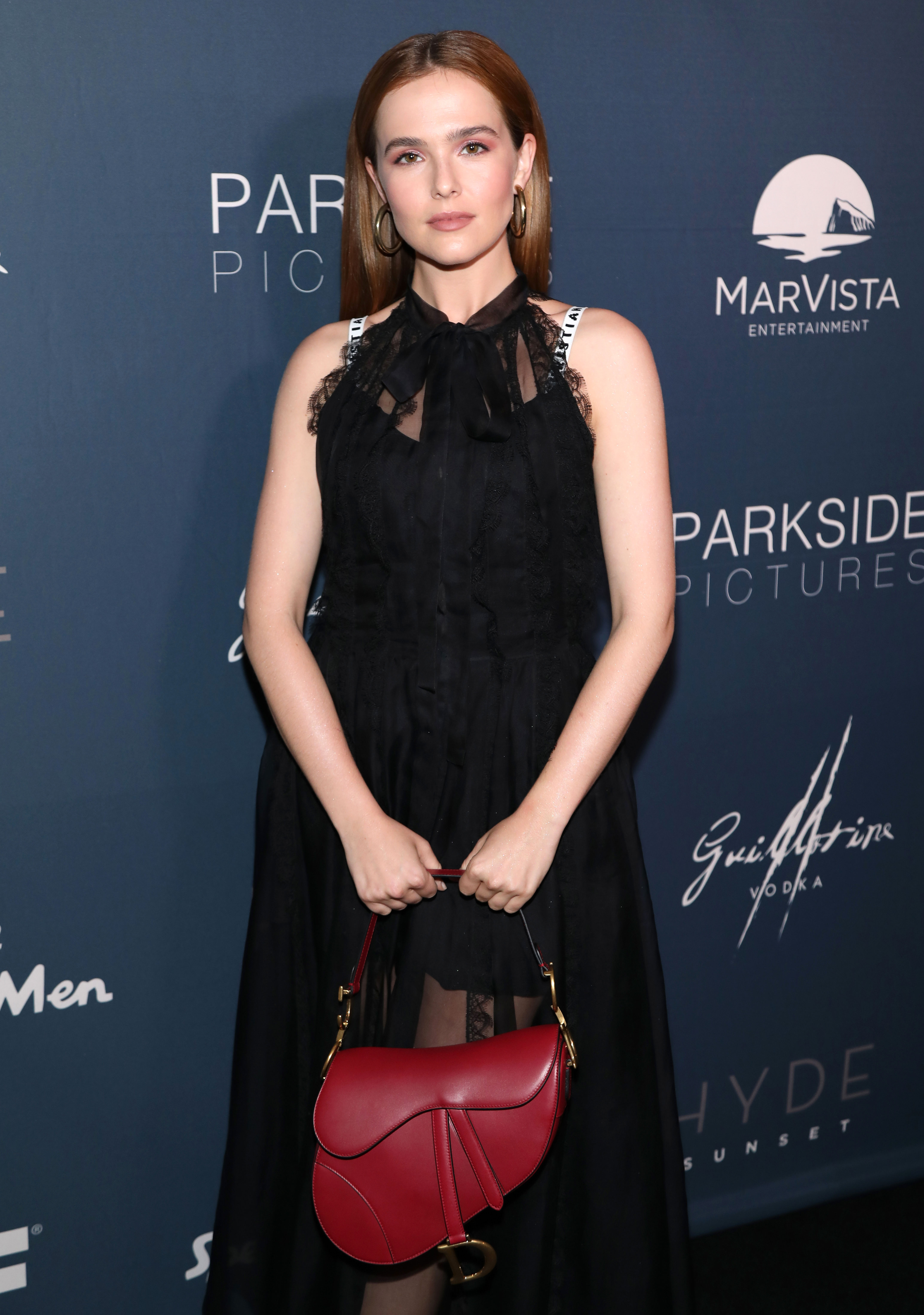 """Zoey Deutch - LOS ANGELES, CA – JUNE 06: Zoey Deutch attends the Premiere of MarVista Entertainment's """"The Year of Spectacular Men"""" at AMC Dine-In Sunset 5 on June 6, 2018 in Los Angeles, California. (Photo by Jerritt Clark/FilmMagic)"""