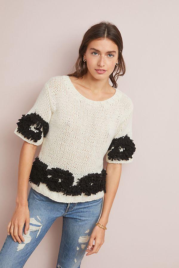 akemi and kin knit top