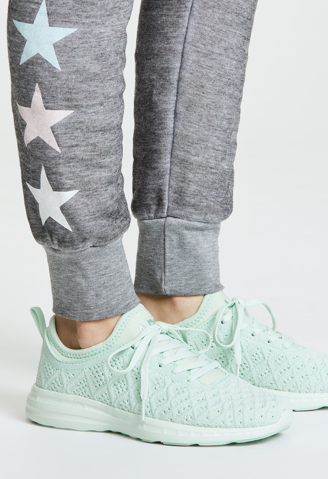 athletic propulsion labs green sneakers sale