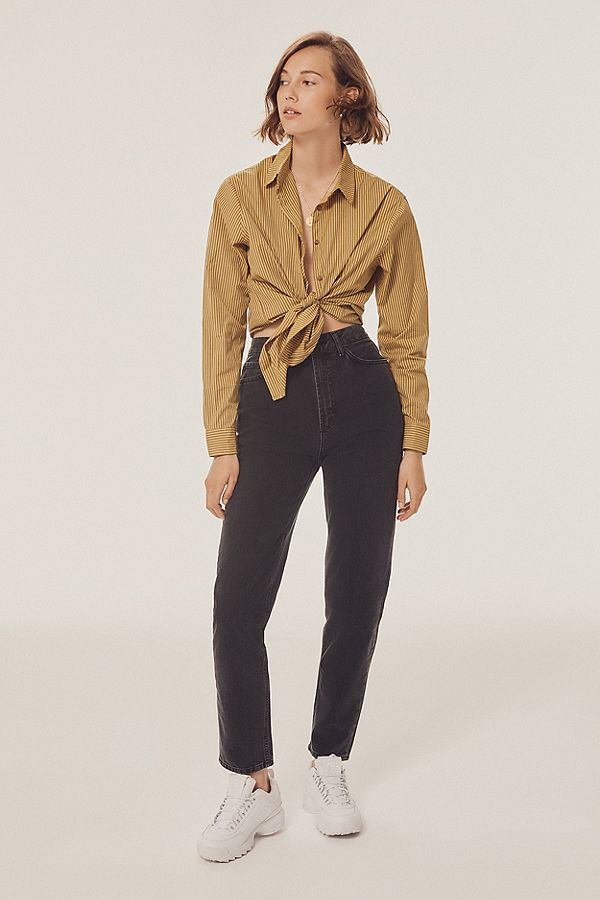 bdg black mom jeans urban outfitters nordstro