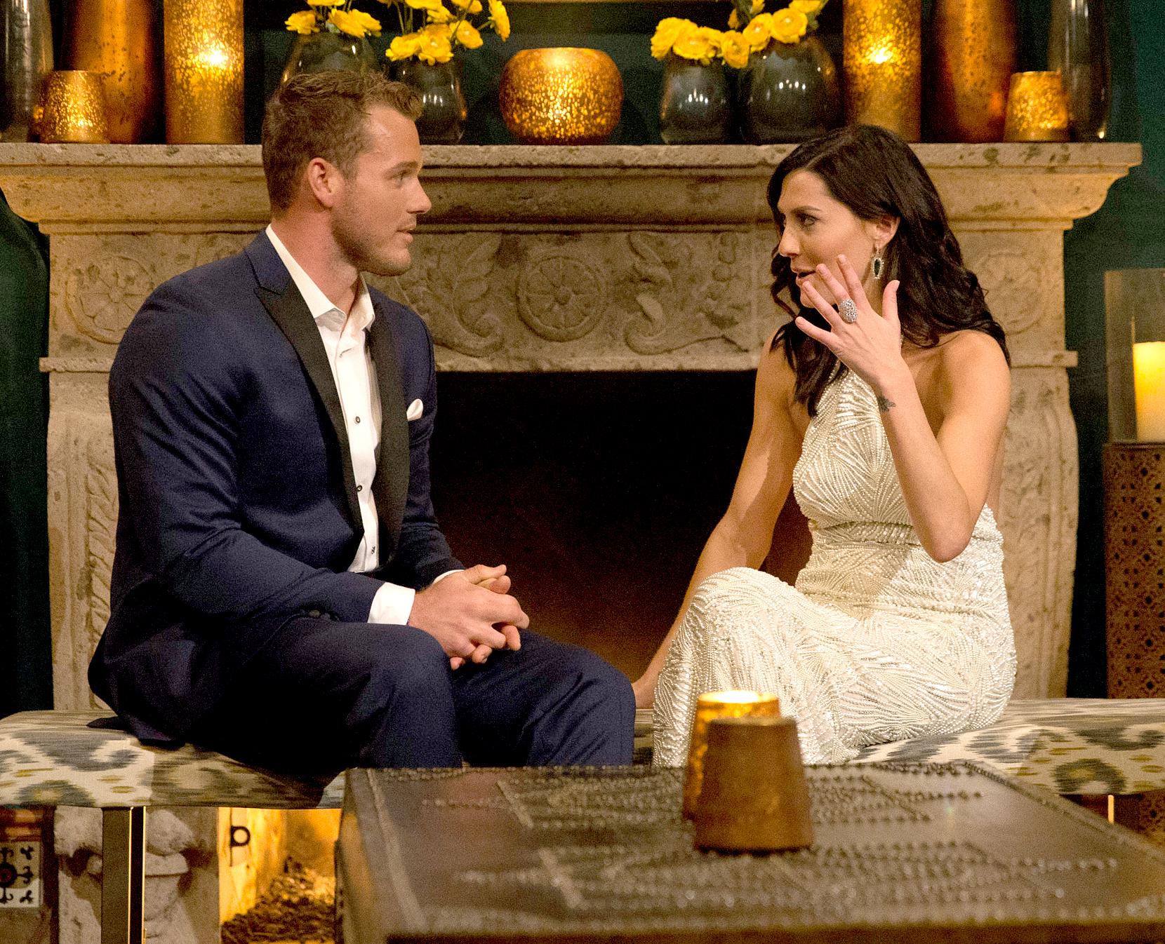 becca-colton-bachelor - Colton and Becca on The Bachelorette