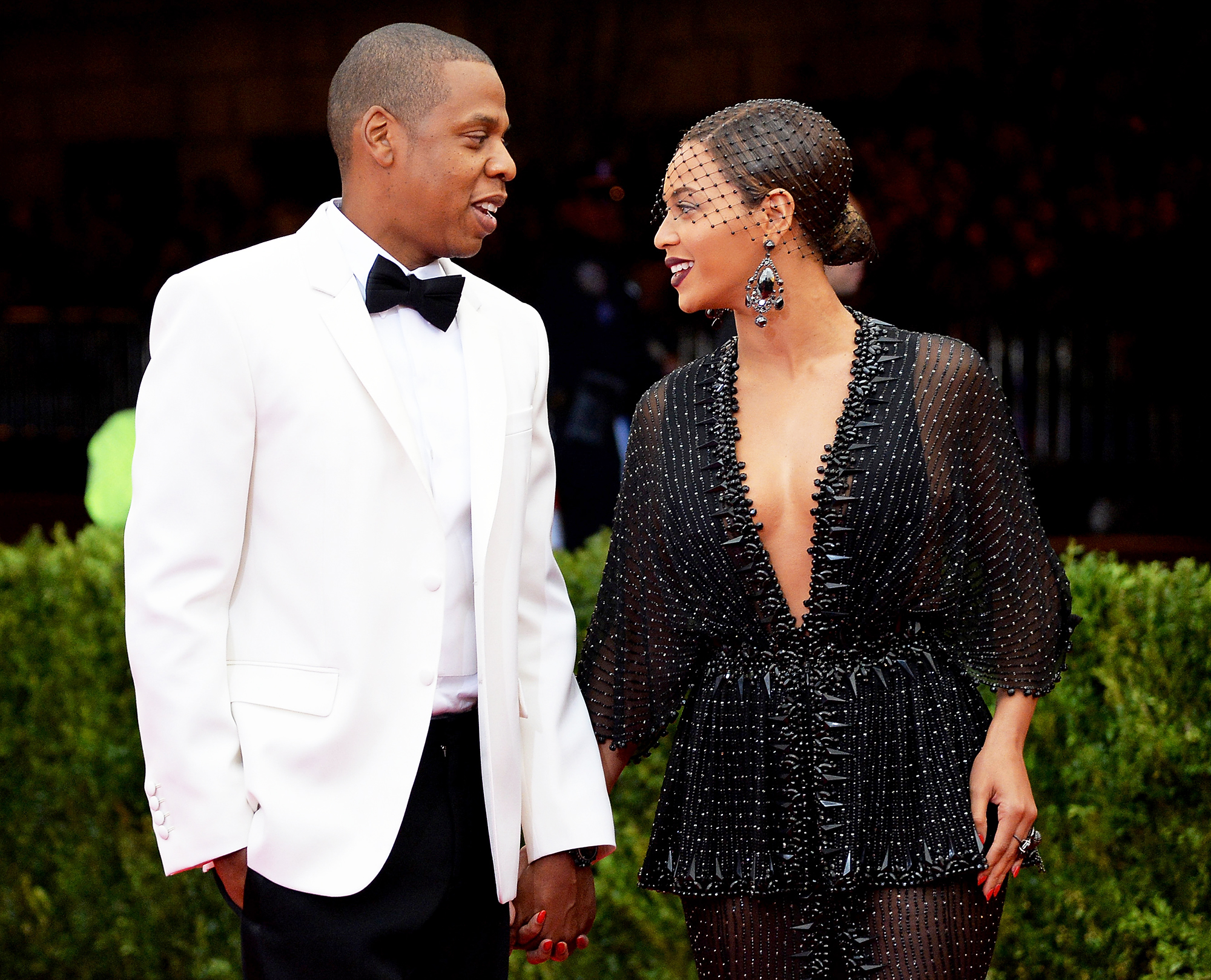 Beyonce Jay-Z Renew Wedding Vows