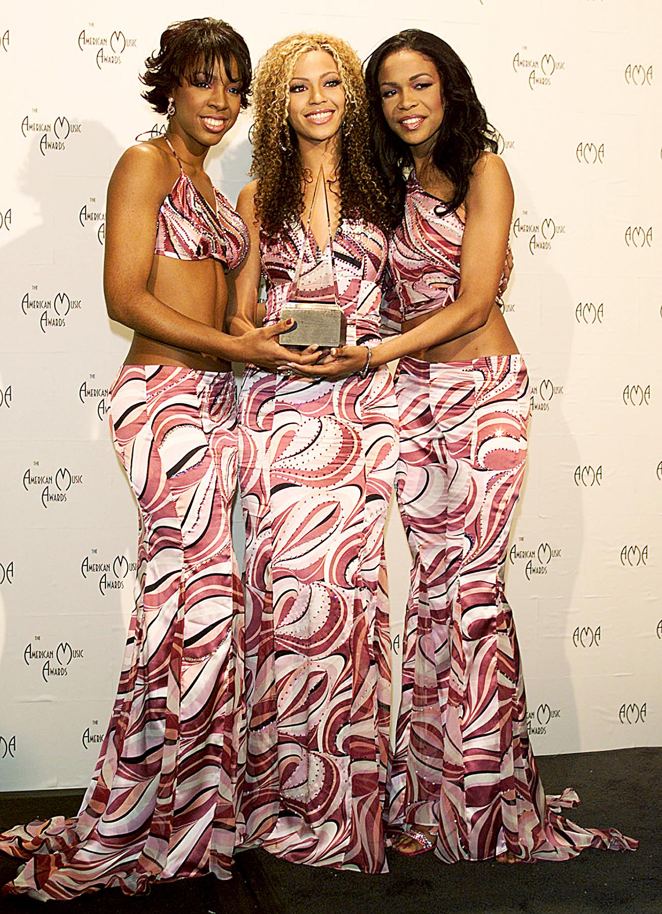 Beyonce\'s Red Carpet Style Evolution Since Destiny\'s Child: Pics