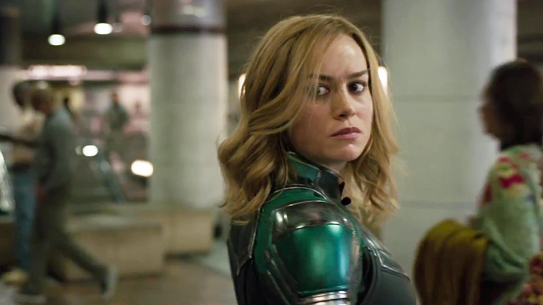 Resultado de imagen para captain marvel trailer