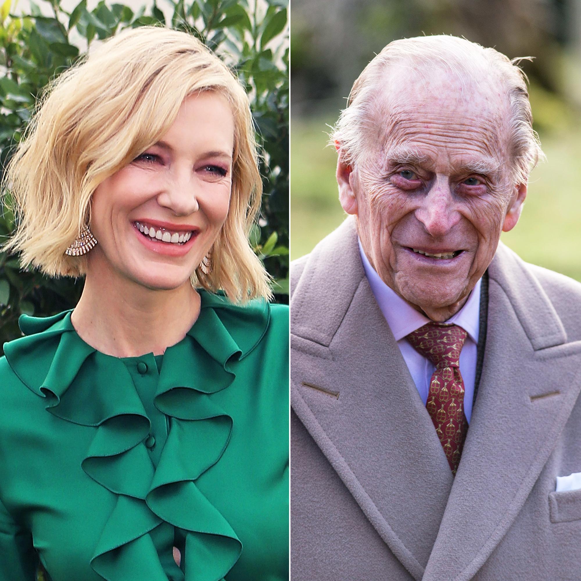 Prince Phillip's Cate Blanchett blunder