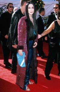 Cher Emmy Awards Wackiest Dresses