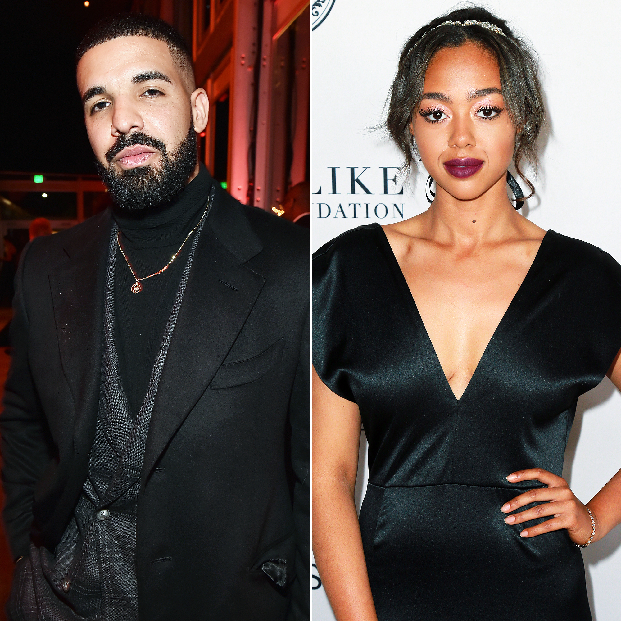 who is dating drake 2018