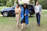 Duchess Meghan Prince Harry Doria Ragland Cookbook Launch