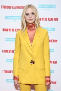 Elle Fanning on Her Special Bond With Sister Dakota EM