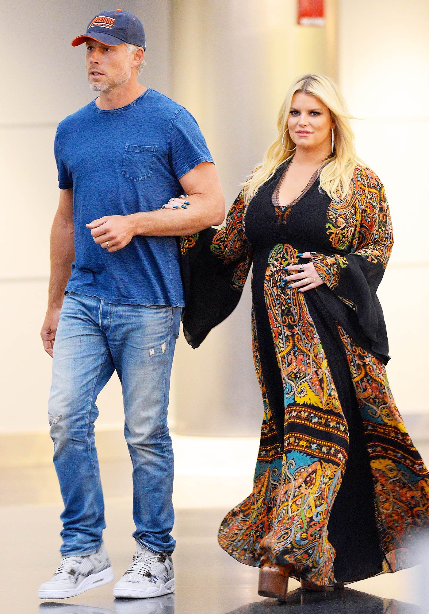 Eric Johnson Jessica Simpson Third Pregnancy Planned