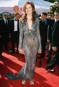 Geena Davis Emmy Awards Wackiest Dresses