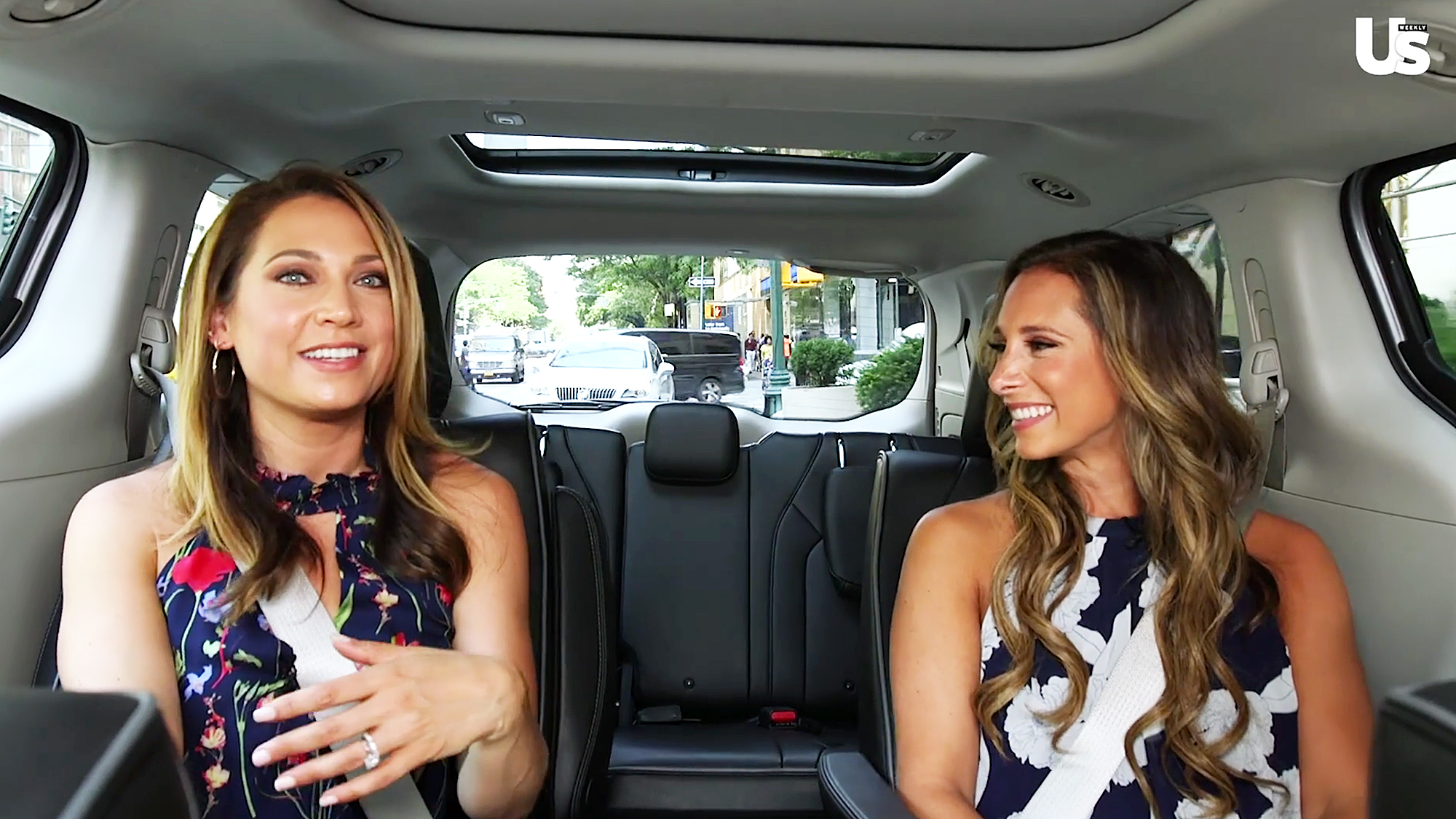 Ginger Zee Carpool Confessions