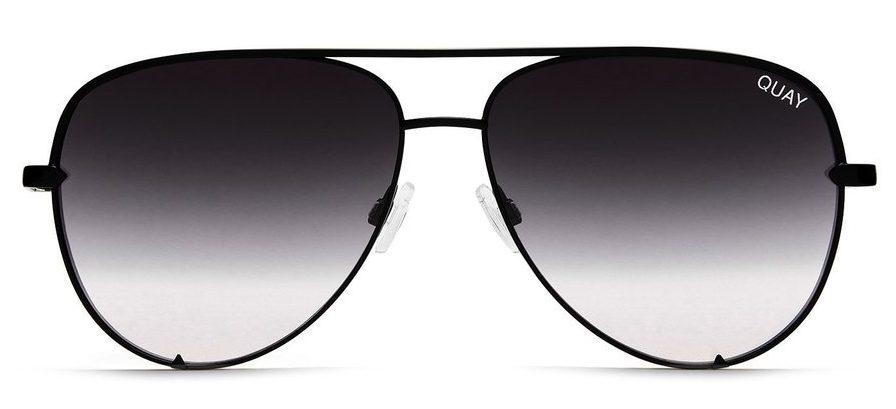 high key sunglasses BLK:FADE