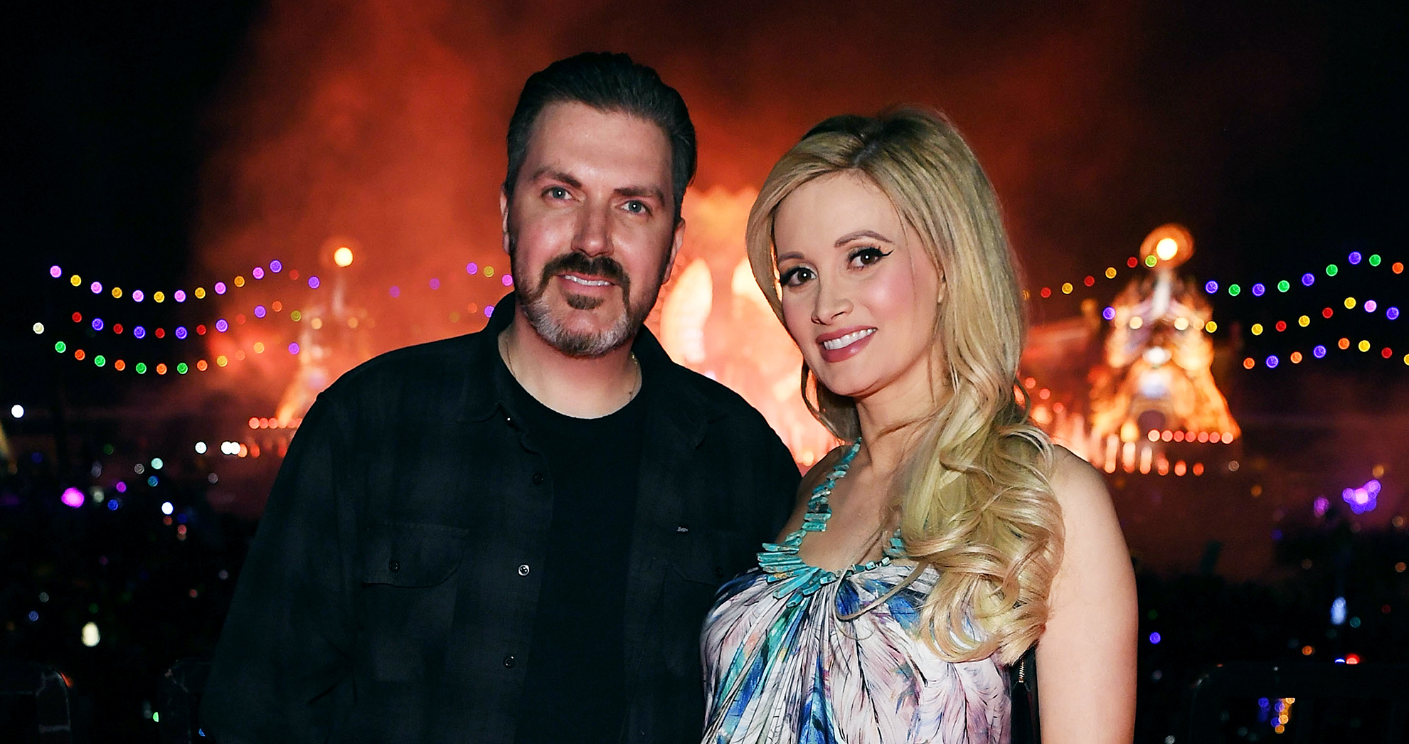 Holly Madison's Estranged Husband Pasquale Rotella Speaks Out After Split: 'We Will Always Be Family'