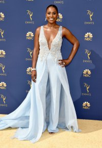 59a1a176 Emmys 2018 Red Carpet Fashion: See Celeb Dresses, Gowns